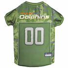 Pets First Miami Dolphins Camo Jersey $27.99 USD on eBay