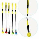 Indoor Practice Golf Swing Trainer Golf Club Training Aids Strength Tempo Flex