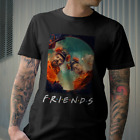Breaking Bad Walter And Jesse FRIENDS Shirt image