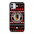 CHICAGO BLACKHAWKS ART LOGO iPhone 5 6/S 7 8 + 11 Pro X XR XS Max Case Cover $15.9 USD on eBay