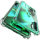 For Huawei Honor 9X 8X 8S 20 10 Lite Shockproof Transparent Silicone Case Cover