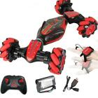 Electric Remote Control Vehicle Gesture Induction Twist OffRoad Stunt Toy Car