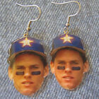 Houston Astros Craig Biggio Yordan Alvarez and Tyler White Earrings on Ebay