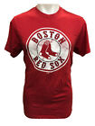 Boston Red Sox Men's '47 Brand Club Tee T-Shirt - Red