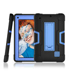For RCA Voyager 7 Inch Tablet Case Hybrid Heavy Duty Shockproof Rugged Cover