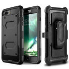 Heavy Duty Belt Clip Protective Case Cover for Apple iPhone 7 / 8 / Plus