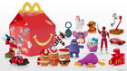 2019 McDONALD'S 40th ANNIVERSARY RETRO HAPPY MEAL TOYS! SAME DAY SHIPPING! <br/> UNLIMITED $2.95 SHIPPING! TRUSTED SELLER FOR 20+ YEARS!