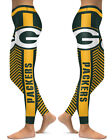 Green Bay Packers Leggings Small-XXL (0-14) Football Fan Gift Game Gear Pack A $22.99 USD on eBay