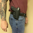 Holster OWB Belt Paddle KYDEX Outside Waistband Kimber Micro 9mm CT Laser Grips