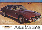 Aston Martin DBS V8 Series 3 Vintage Showroom Advertising Picture Poster A1 A3
