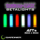 Gardner Tackle Tritium Max Betalights for ATTs Bite Alarms - Fishing Isotopes