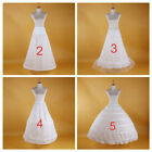 Bridal Wedding Petticoat Hoop Crinoline Prom Underskirt Fancy Skirt Petticoat