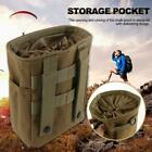 Military Molle Ammo Pouch Pack Tactical Magazine Dump Drop Reloader Pouch Bag