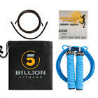 High Speed Jump Rope Adjustable with Ball Bearing MMA Boxing Training image