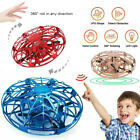 360° Mini Drone Smart UFO Aircraft for Kids Flying Ball Toy RC Hand Control Gift