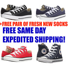 Converse Youth Chuck Taylor All Star OX Sneakers Low top Sneakers High Top Shoes