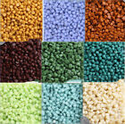 50g Vitreous Glass Mosaic Tiles Wall Crafts Mixes Optic Drops Multicolor New