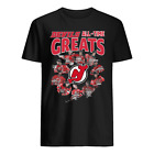 New Jersey Devils all time great players signatures shirt $13.99 USD on eBay