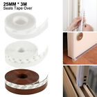 3M Silicone Draught Excluder Weather Seal Strip Insulation Door Window Tape