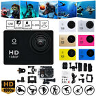 Waterproof Camera HD 1080P Sport Action Camera DVR Cam DV Video Camcorder Gifts