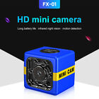 FX01 Upgraded Mini DV Night Vision Small Micro Camcorder HD1080P DVR Camera m x