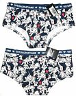 101 Dalmatians Knickers Disney Panties Underwear Women Ladies UK Sizes 8 to 20