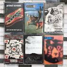 You Pick Cassette Lot 90's - Weezer, Nirvana, Pearl Jam + More!  FREE Shipping