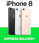 Apple iPhone 8 4G 64GB 128GB 256GB 4G UNLOCKED SMARTPHONE USED DEVICE