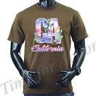 California Republic Floral Paradise Found Graphic T-shirts, Tank Top