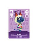 ANIMAL CROSSING AMIIBO SERIES 3 CARDS ALL CARDS 201 > 300 Nintendo Wii U Switch <br/> UK VERSION Compatible with New Horizons Nintendo Switch
