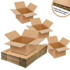 Small Large Cardboard Storage Packing Postal Moving Gift Mail Boxes All SIZE BOX