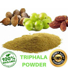 Used, Organic Triphala Powder Amla Haritaki Bhibhitaki Triphla Churna | Natural for sale  Shipping to South Africa