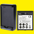 For Cricket Samsung Galaxy Sol 3 SM-J336A Smart Phone 3700mAh Battery or Charger