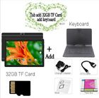 10 inch 4G LTE Phone Call Tablet Pc Android 7.0 Octa Core 4GB+64GB Dual SIM Card