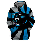 Carolina Panthers Hoodie Lightweight Small-XXXL 2XL Unisex Men Women Football B $26.99 USD on eBay