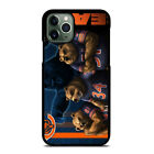 CHICAGO BEARS 4 iPhone 6 6S 7 8 Plus X XS Max XR 11 Pro Case Cover $14.9 USD on eBay