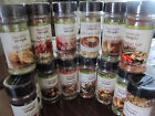 CLOSE OUT!  Tastefully Simple Spice Seasonings  FACTORY SEALED