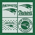 New England Patriots stencil | Mylar (Plastic Sheet) | Reusable&Durable |  NFL $10.84 USD on eBay