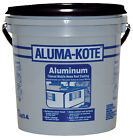 Kyпить Aluminum Mobile Home Roof Coating, Fibered, 3.6-Qts. на еВаy.соm