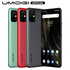 "Umidigi Power 3 Android 10 Smartphone 6150mah 6.53"" Fhd+ 4gb 64gb Global Unlock"