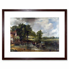John Constable The Hay Wain Old Master Picture Framed Wall Art Print