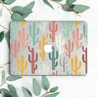 Abstract Cactus Nature Flower Hard Case Cover For Macbook Pro 13 15 16 Air 11 13