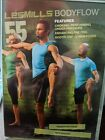 Les Mills BODY FLOW Releases $5.00 Shipping