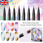 BORN PRETTY Water Color Painting Pen Nail Art Blossoming Marble Ink Gel Polish
