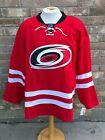 Carolina Hurricanes Reebok Edge Pro Stock Game Jersey Red 6104 $90.0 USD on eBay