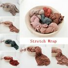 Baby Photography Blankets Newborn Swaddle Stretch Wrap