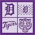 Detroit Tigers stencil 14x11 10x8 6x4 | Mylar (Plastic Sheet) | Reusable on Ebay