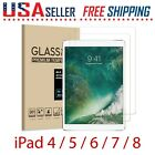 """2 x Tempered Glass Screen Protector Apple iPad 10.2"""" 7th Gen Compatible Pencil"""