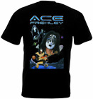 New rare! Ace Frehley Kiss T-shirt Tee Black Men Women All Size S- 4XL TL031 image