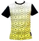 FILTHY DRIPPED AS0214-TSS-03 YELLOW FADED TEE SIZE L